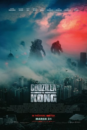Godzilla vs. Kong - Movie Poster (thumbnail)