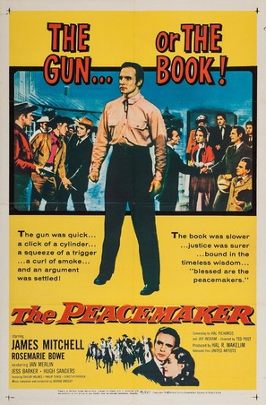 The Peacemaker - Movie Poster (thumbnail)