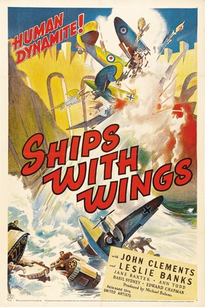 Ships with Wings - Movie Poster (thumbnail)