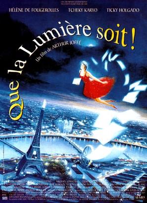 Que la lumière soit - French Movie Poster (thumbnail)