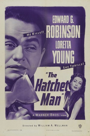 The Hatchet Man - Re-release poster (thumbnail)