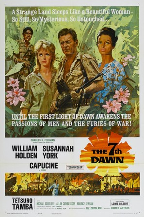 The 7th Dawn - Movie Poster (thumbnail)