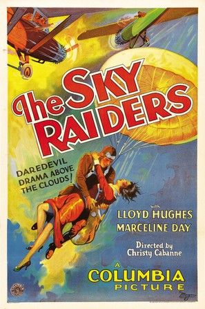 The Sky Raiders - Movie Poster (thumbnail)