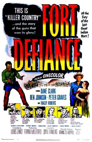 Fort Defiance - Movie Poster (thumbnail)
