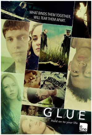 """Glue"" - DVD movie cover (thumbnail)"