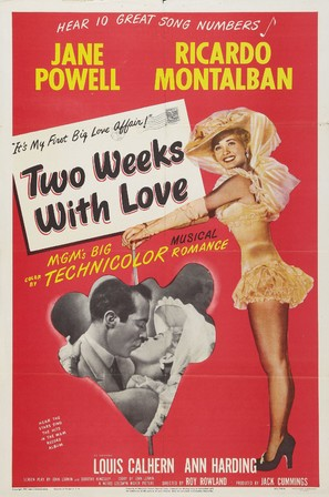 Two Weeks with Love - Movie Poster (thumbnail)
