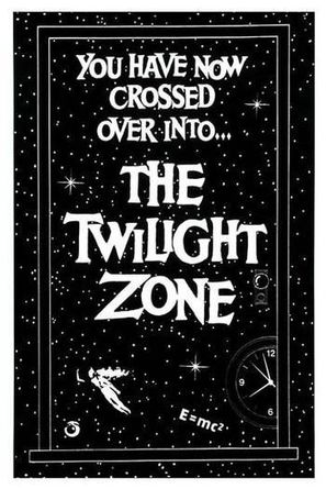 """The Twilight Zone"" - Movie Poster (thumbnail)"