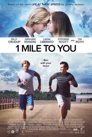 1 Mile to You - Movie Poster (thumbnail)