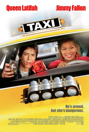 Taxi - Movie Poster (thumbnail)