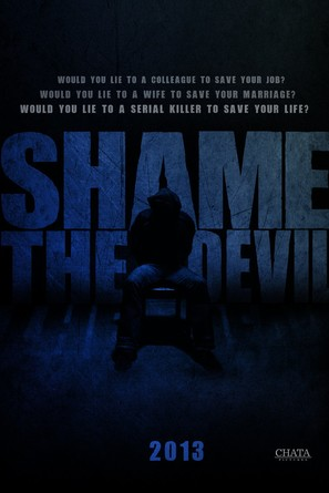 Shame the Devil - British Movie Poster (thumbnail)
