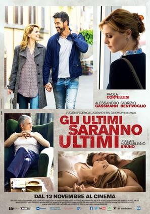 Gli ultimi saranno ultimi - Italian Movie Poster (thumbnail)