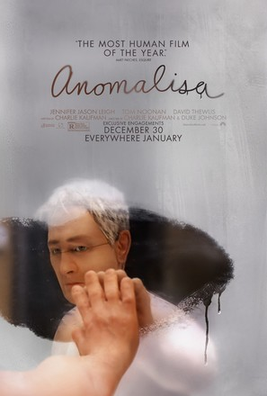 Anomalisa - Movie Poster (thumbnail)