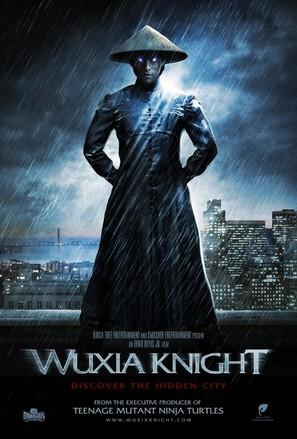 Wuxia Knight - Movie Poster (thumbnail)