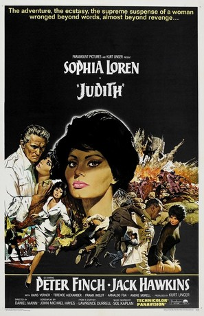 Judith - Movie Poster (thumbnail)