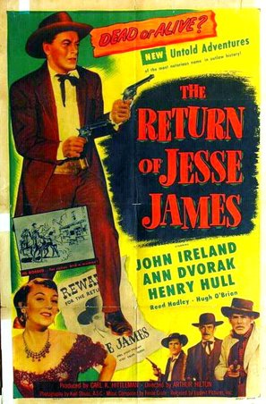 The Return of Jesse James