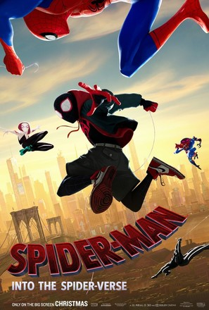 Spider-Man: Into the Spider-Verse - Movie Poster (thumbnail)
