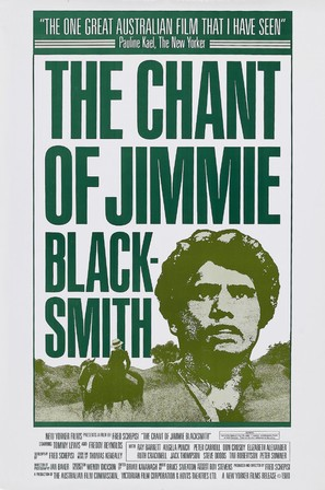 The Chant of Jimmie Blacksmith - Movie Poster (thumbnail)