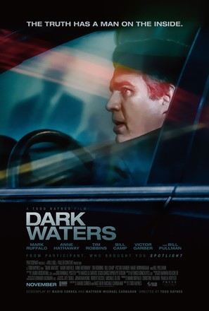 Dark Waters - Movie Poster (thumbnail)