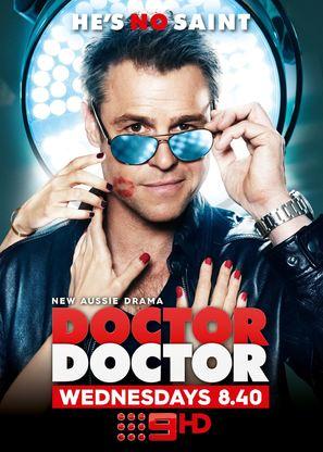 """Doctor Doctor"" - Australian Movie Poster (thumbnail)"