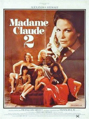 Madame Claude 2 - French Movie Poster (thumbnail)