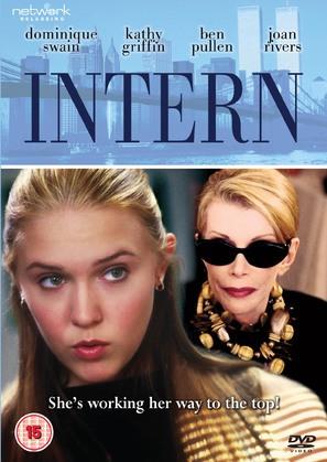 The Intern - British DVD movie cover (thumbnail)