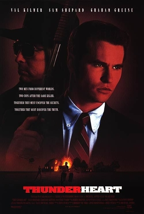 Thunderheart - Movie Poster (thumbnail)