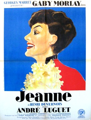Jeanne - French Movie Poster (thumbnail)