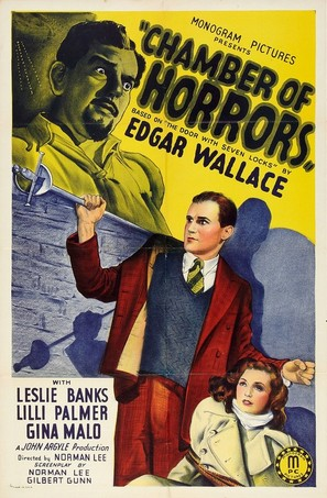 The Door with Seven Locks - Movie Poster (thumbnail)