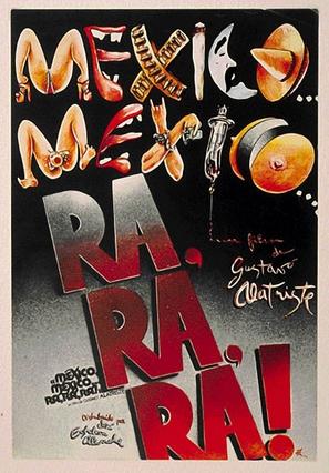 México, México, ra ra ra - Mexican Movie Poster (thumbnail)