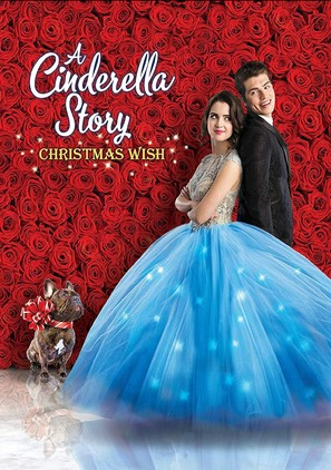 A Cinderella Story: Christmas Wish - DVD movie cover (thumbnail)