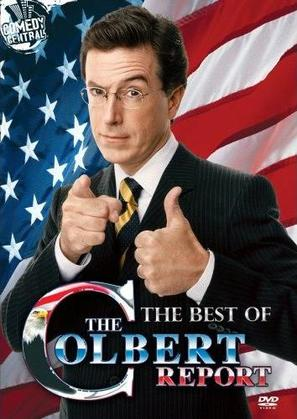 """The Colbert Report"" - Movie Cover (thumbnail)"