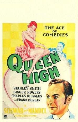 Queen High - Movie Poster (thumbnail)