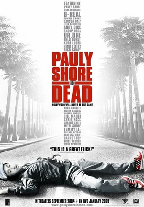 Pauly Shore Is Dead - poster (thumbnail)