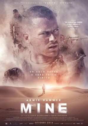 Mine - Italian Movie Poster (thumbnail)