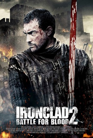 Ironclad: Battle for Blood - British Movie Poster (thumbnail)