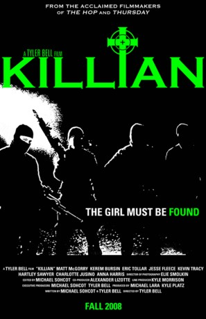 Killian - Movie Poster (thumbnail)
