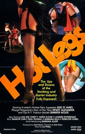 Hot Legs - Movie Poster (thumbnail)