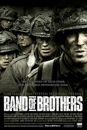 """Band of Brothers"" - Movie Poster (thumbnail)"