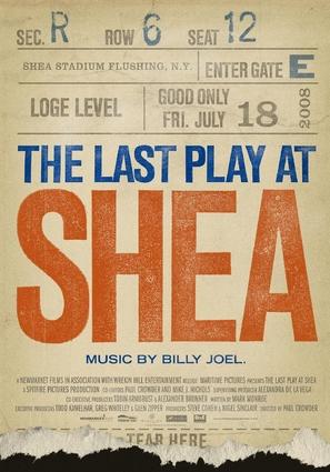 The Last Play at Shea - Movie Poster (thumbnail)