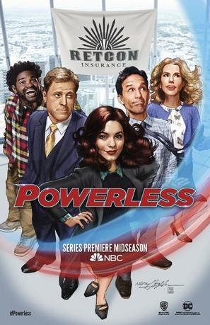 """Powerless"" - Movie Poster (thumbnail)"