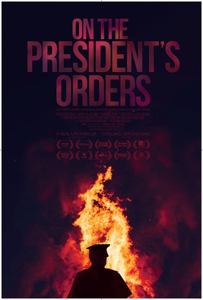 On the President's Orders - British Movie Poster (thumbnail)