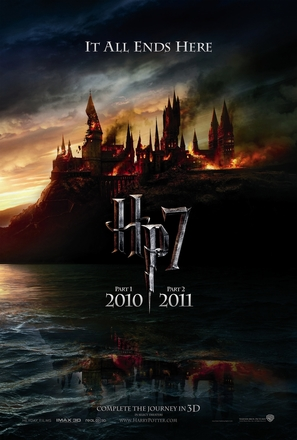 Harry Potter and the Deathly Hallows: Part I - Movie Poster (thumbnail)