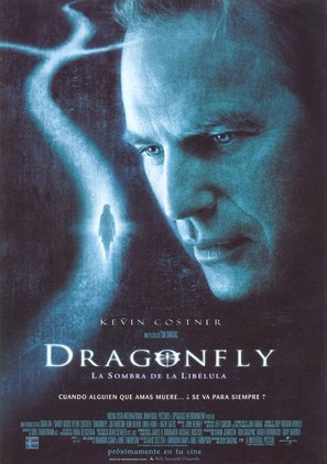 Dragonfly - Spanish Movie Poster (thumbnail)