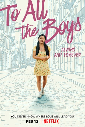 To All the Boys: Always and Forever - Movie Poster (thumbnail)