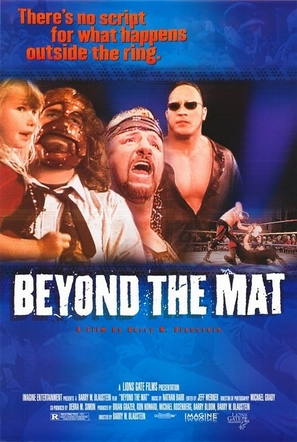 Beyond the Mat - Movie Poster (thumbnail)