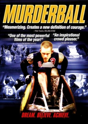 Murderball - poster (thumbnail)