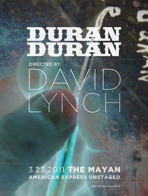 Duran Duran: Unstaged - Movie Poster (thumbnail)