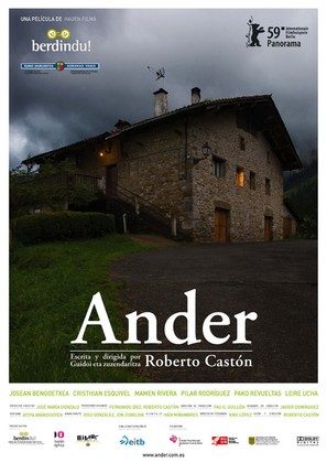 Ander - Spanish Movie Poster (thumbnail)