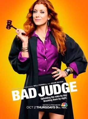 """""""Bad Judge"""" - Movie Poster (thumbnail)"""