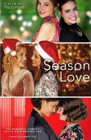 Season of Love - Movie Poster (thumbnail)